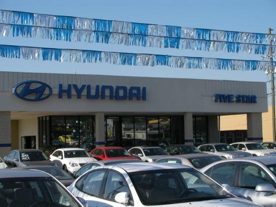 Five Star Hyundai - Warner Robins