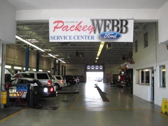 Packey Webb Ford 1