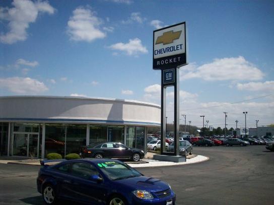 Chevrolet Dealers Columbus Ohio >> Rocket Chevrolet : Shelby, OH 44875-9545 Car Dealership ...