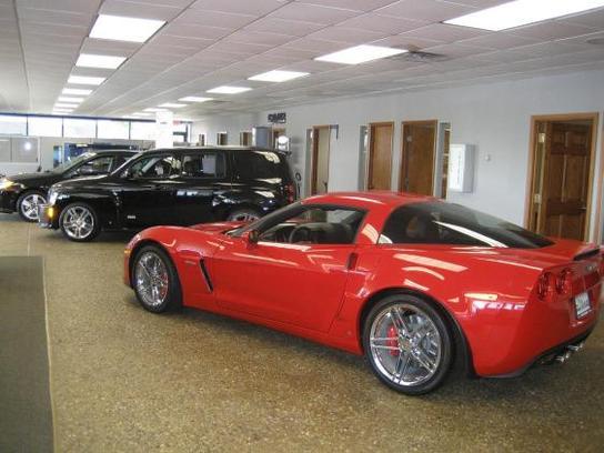 Uftring Chevrolet Washington IL Car Dealership