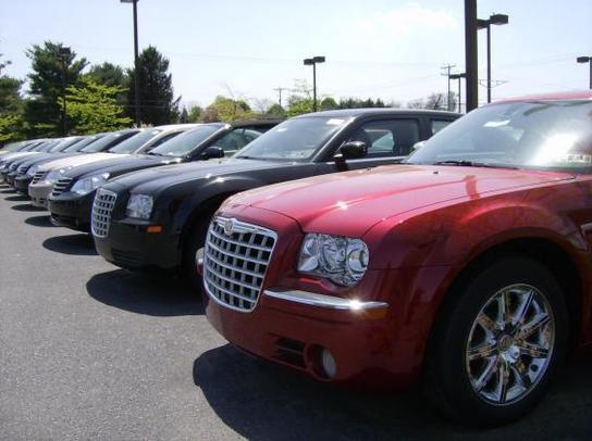 cars for sale in easton pa brown daub chrysler jeep. Black Bedroom Furniture Sets. Home Design Ideas