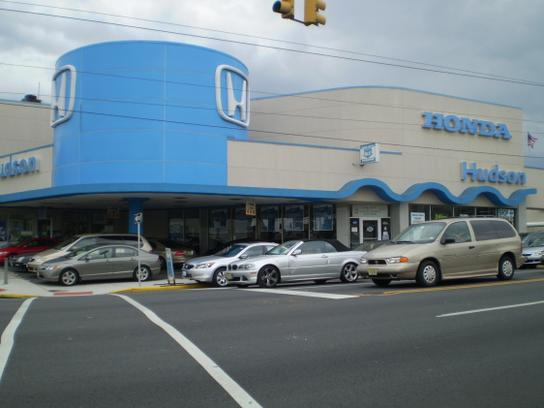 hudson honda west new york nj 07093 car dealership and