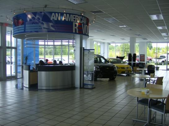 Team Chevrolet Cadillac Buick GMC car dealership in Salisbury, NC 28147 - Kelley Blue Book