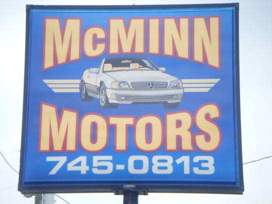 Mcminn Motors Inc Car Dealership In Athens Tn 37303 2510