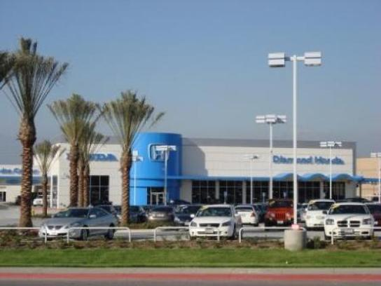 diamond honda in puente hills car dealership in city of