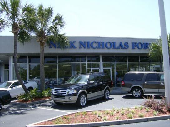 Nick Nicholas Ford Inverness >> Nick Nicholas Ford Inverness Fl 34453 3731 Car Dealership And