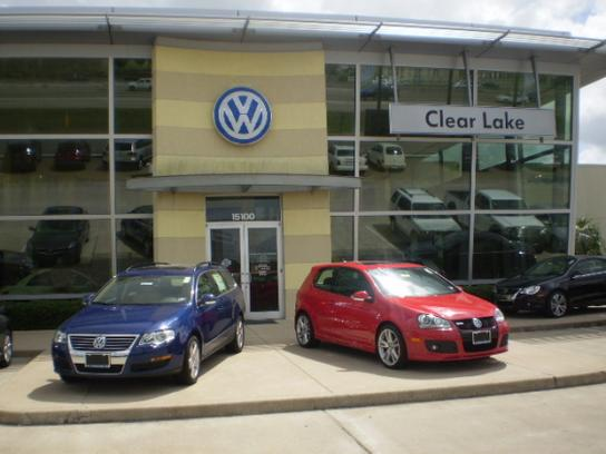 Momentum Volkswagen Of Clear Lake Car Dealership In