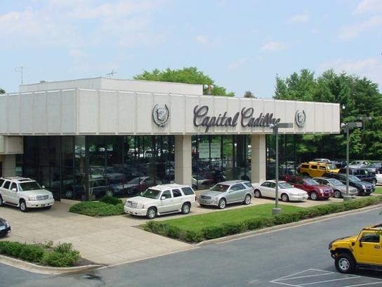 Capitol Cadillac Buick GMC : Greenbelt, MD 20770 Car