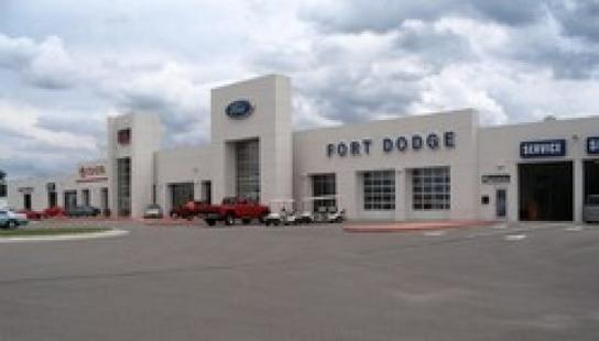 Fort Dodge Ford Lincoln Toyota 1