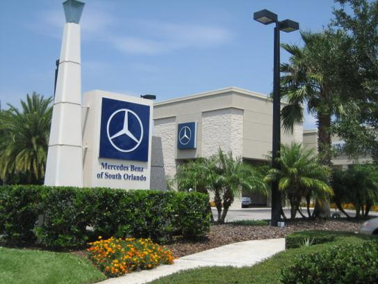 Mercedes benz of south orlando orlando fl 32839 2427 for Mercedes benz south orlando