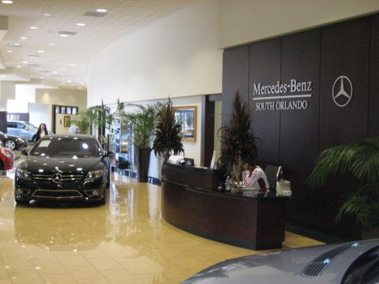 mercedes benz of south orlando orlando fl 32839 2427 car dealership and auto financing. Black Bedroom Furniture Sets. Home Design Ideas