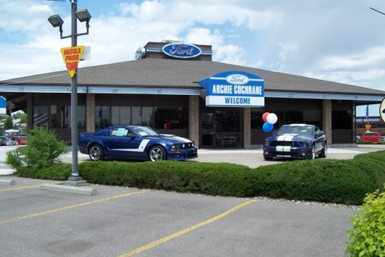 archie cochrane motors inc billings mt 59102 6420 car dealership and auto financing. Black Bedroom Furniture Sets. Home Design Ideas