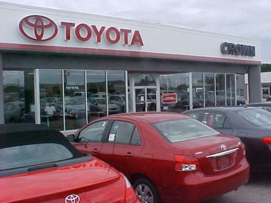 Crown Toyota Vw Holland Mi 49424 Car Dealership And