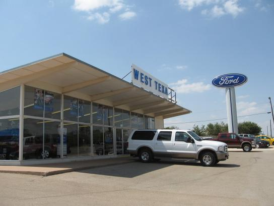Lawrence Hall Ford Anson TX Car Dealership and