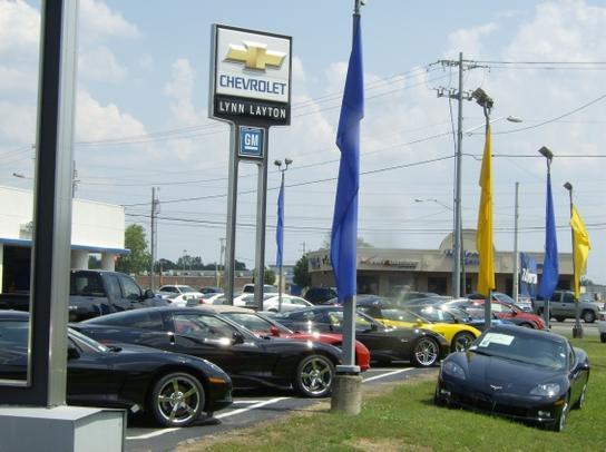 Lynn Layton Chevrolet >> Lynn Layton Chevrolet Decatur Al 35601 Car Dealership And Auto