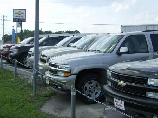 Lynn Layton Chevrolet : Decatur, AL 35601 Car Dealership ...