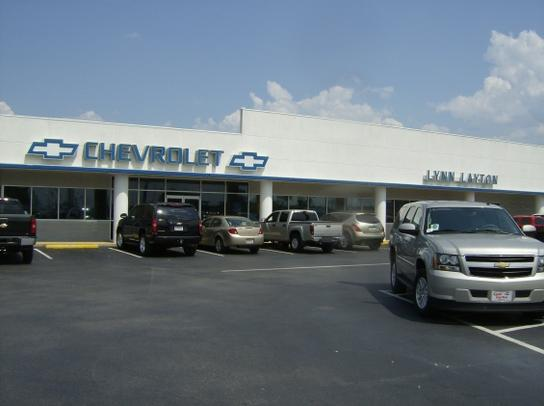 Lynn Layton Chevrolet : Decatur, AL 35601 Car Dealership ...