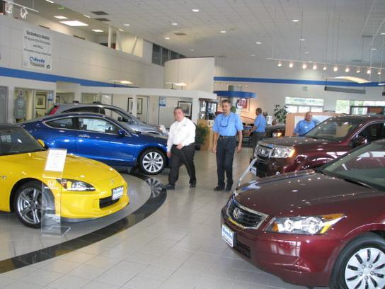 Honda of stevens creek car dealership in san jose ca 95129 kelley blue book for Honda dealership san jose