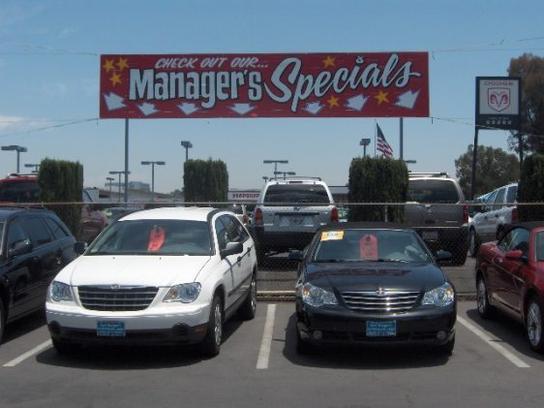 Dodge Dealership San Diego >> Carl Burger Dodge RAM SRT Chrysler Jeep World : LA MESA ...
