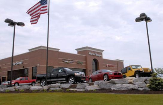 Harold Zeigler Chrysler Dodge Jeep Ram Fiat Car Dealership