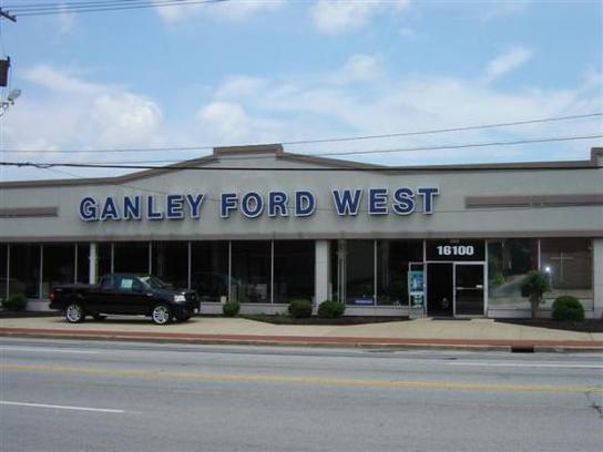ganley ford new ford dealership in cleveland oh 44111 autos post. Black Bedroom Furniture Sets. Home Design Ideas