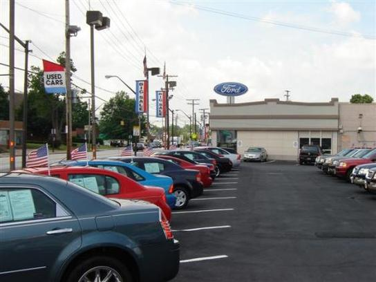 ganley ford new ford dealership in cleveland oh 44111 autos post. Cars Review. Best American Auto & Cars Review