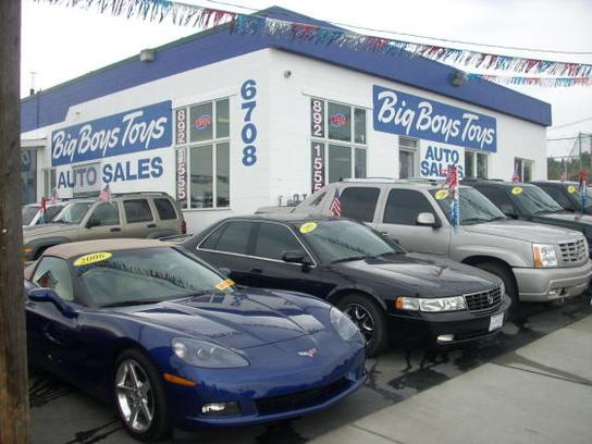 big boys toys auto sales inc spokane valley wa 99212 car dealership and auto financing. Black Bedroom Furniture Sets. Home Design Ideas