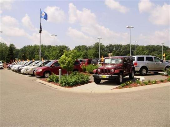 Chrysler Dealerships Mn >> Luther Brookdale Chrysler Jeep Dodge : Brooklyn Park, MN 55445 Car Dealership, and Auto ...