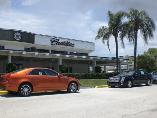 Ed Morse Cadillac Delray Beach 1