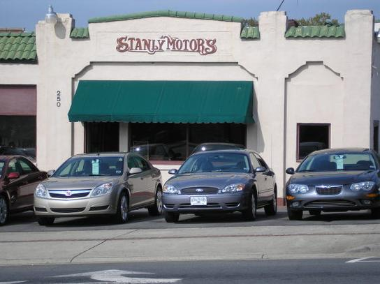 Stanly Motors 1
