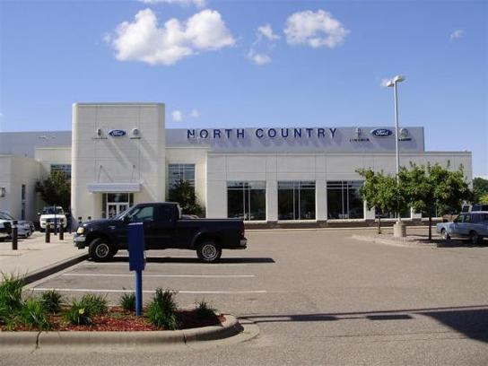 north country ford lincoln car dealership in coon rapids mn 55433 6522 kelley blue book. Black Bedroom Furniture Sets. Home Design Ideas