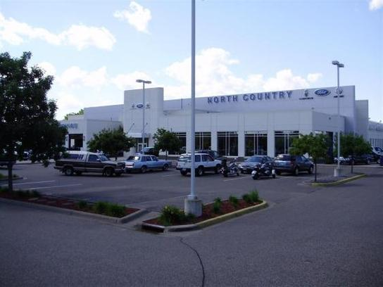 North Country Ford >> North Country Ford Lincoln car dealership in Coon Rapids