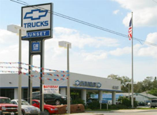 sunset chevrolet buick gmc i 75 exit 207 car dealership in sarasota. Cars Review. Best American Auto & Cars Review