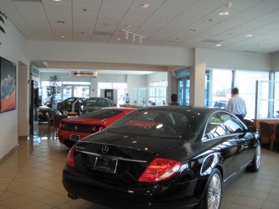 Mercedes Benz Of Westmont Car Dealership In Westmont Il