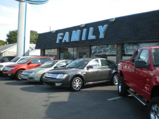 family ford inc. : carlisle, pa 17013 car dealership, and auto