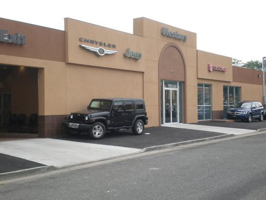 Westbury Jeep Chrysler Dodge Ram 1