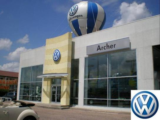Archer Volkswagen Houston Tx 77074 Car Dealership And