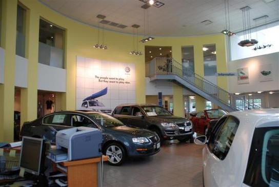 Hatfield Volkswagen Car Dealership In Columbus Oh 43228