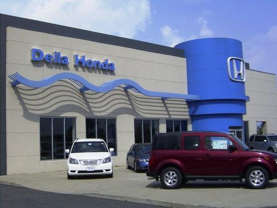 Della honda plattsburgh ny 12901 car dealership and for Honda dealer ny