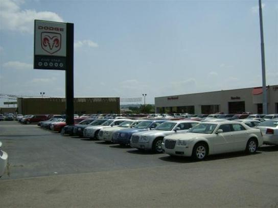 Fort Smith Used Cars For Sale Breeden Dodge Chrysler ...