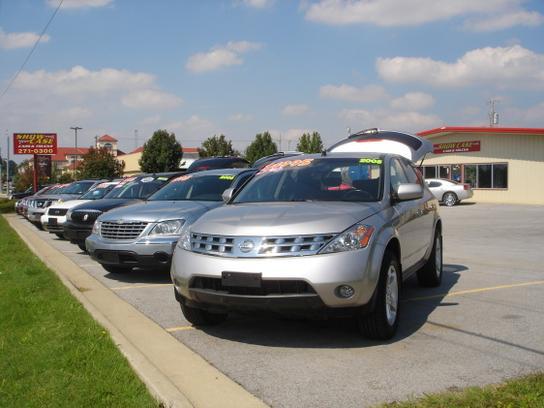 Showcase Used Cars Bentonville Ar