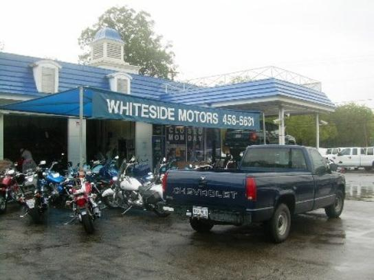 whiteside motors car dealership in austin tx 78756 1414