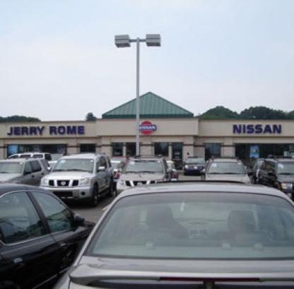 Balise Nissan of West Springfield