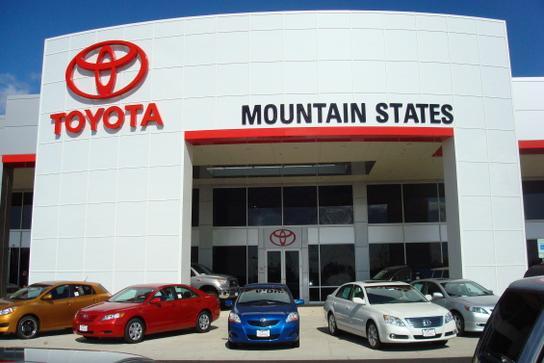 mountain states toyota car dealership in denver co 80221 kelley blue book. Black Bedroom Furniture Sets. Home Design Ideas