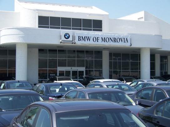 Monrovia Bmw >> BMW of Monrovia car dealership in Monrovia, CA 91016