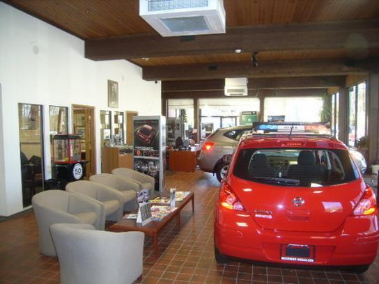 De Cormier Nissan Motor Sales Inc Manchester Ct 06042 1985 Car Dealership And Auto