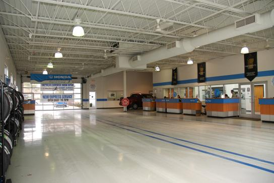 Hall Honda of Virginia Beach 3