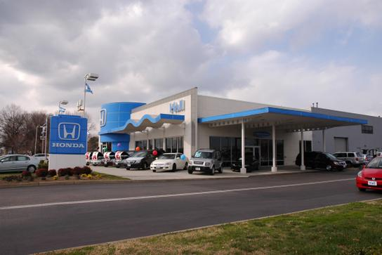 Hall Honda of Virginia Beach 1