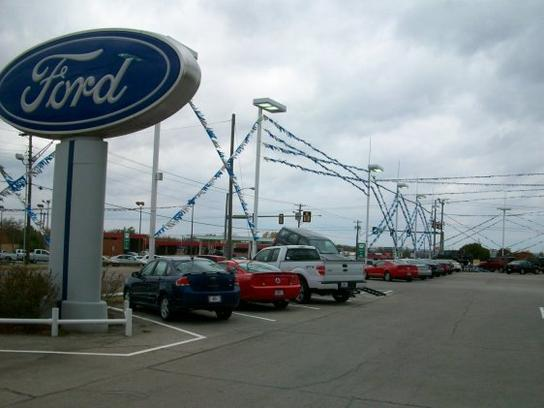 joe cooper ford of shawnee new used ford dealer