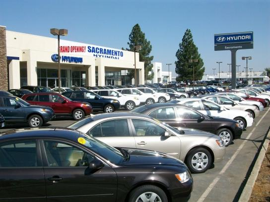 Sacramento Hyundai Sacramento Ca 95823 Car Dealership
